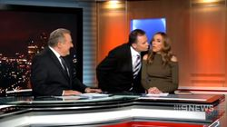 Rebecca Judd Dodges A Totally Awkward Kiss And It's