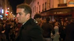 Stefanovic Bolts In Jittery Paris After Firecracker Mistaken For