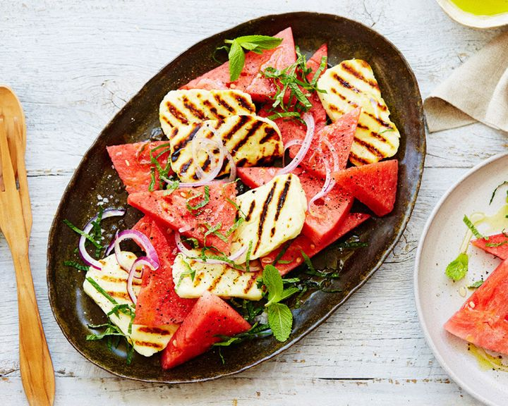 This is summer on a plate. Swoon.