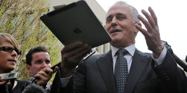You know how Malcolm Turnbull feels about innovation.