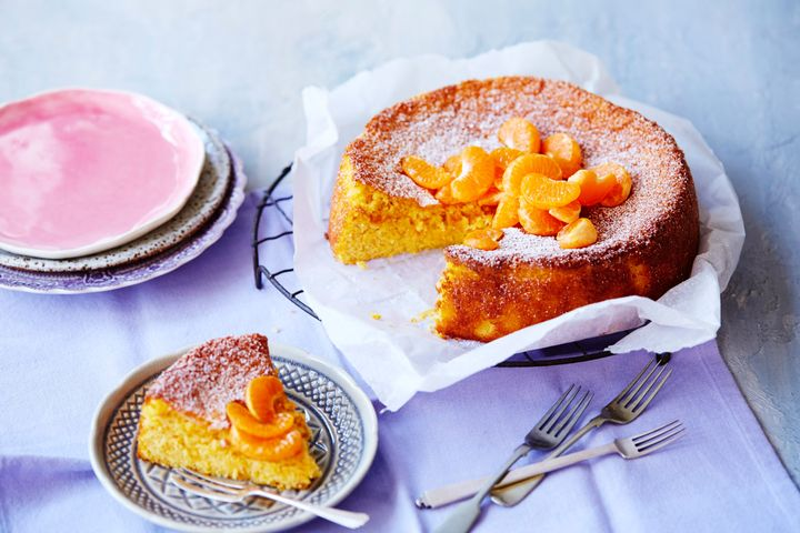 You're just four ingredients away from delicious, zesty cake.