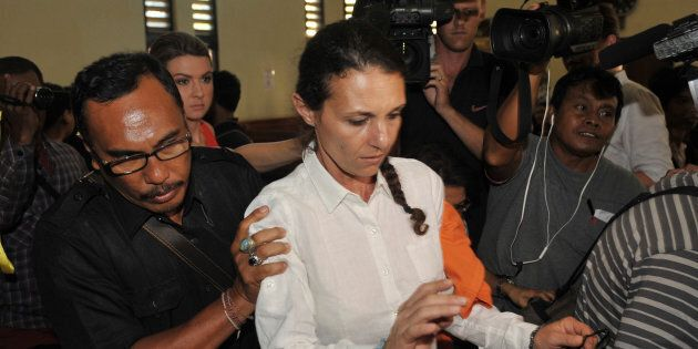 Jailed Australian Sara Connor Sentenced To Extra Year Over Death Of Bali