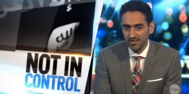 Waleed Aly: 'ISIL Is Weak, And They Don't Want You To Know