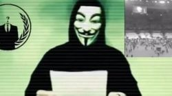 Anonymous Declares War On ISIS Following Paris