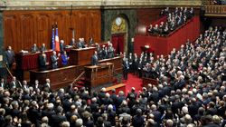 President Hollande Declares France 'At War' With ISIS In Speech At