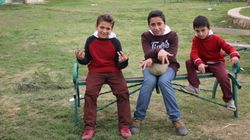 'Straight Outta Syria': The Hopeful Rap Songs Of 3 Refugee Brothers In
