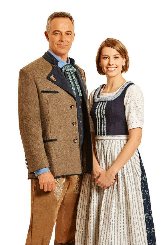 Cameron Daddo On Playing The Sound Of Music's Captain Von