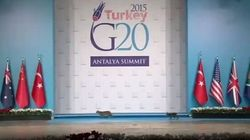Cats Sneak Onstage At G20 Summit Because They Bloody Feel Like
