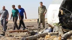 'Terror act' Downed Russian Plane Over Egypt's Sinai: