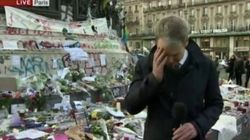 BBC Presenter Breaks Down Live On Air During Paris Attacks
