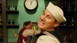 Channing Tatum Is A 1950s Singing Sailor In 'Hail Caesar' Sneak