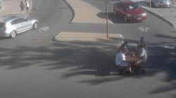 WA Police Search For Motorised Picnic Table