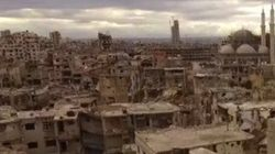 Syrian City Shown Utterly Destroyed After 5 Years Of