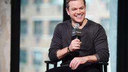 Matt Damon On How He Got Ripped For The New Bourne