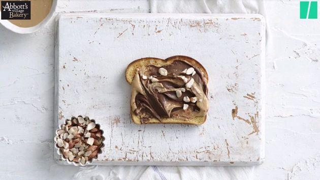 Pumpkin Bread Toast: 4 Delicious