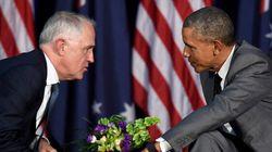 Obama: 'I'm Inviting You To Washington.' Turnbull: