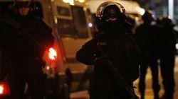 Gunfire Exchanged In Terror Manhunt In Paris