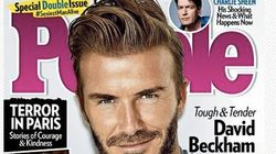 David Beckham Named 'Sexiest Man Alive' By People