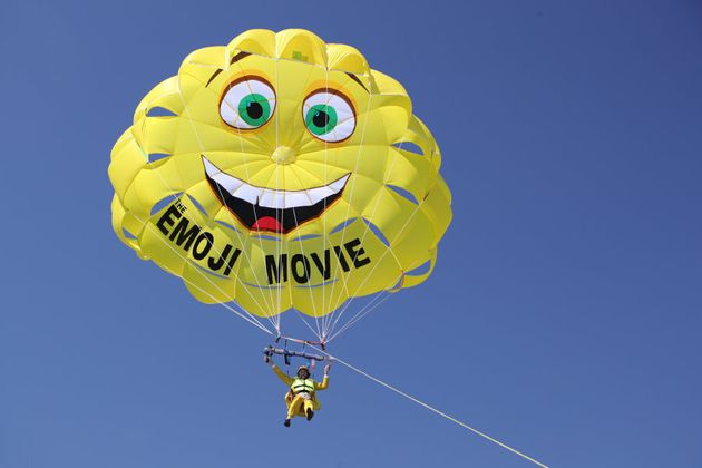 The First Trailer For 'The Emoji Movie' Is Meh Face, Frowny Face, Poop