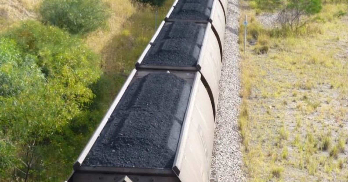 The Damning Report That Says Adani's Carmichael Mine Is A Slow Train