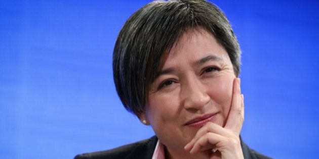 Penny Wong Burns Joe Hockey For The Second Time In A