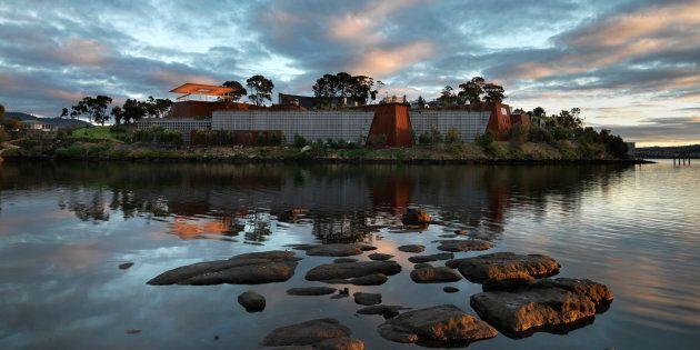 Moorilla Estate, Tasmania.
