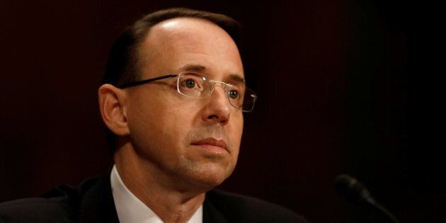 Rod Rosenstein announced Wednesday thata former FBI director will now serve as a special counsel overseeing...