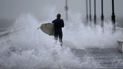 Surfing Storm Chasers: It's Point Break, But Without The