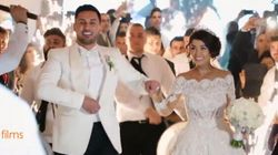 The Cars, The Guns And The Pearly White Teeth: Inside The Wedding That Gripped The