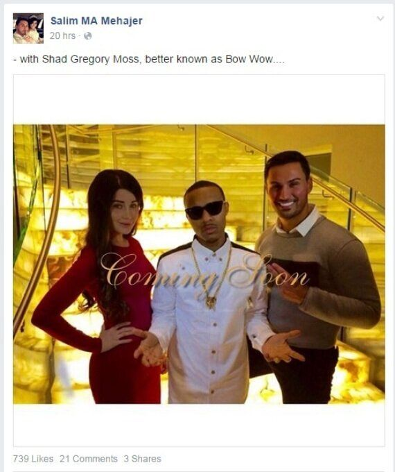 The Mehajer Wedding's Most Ridiculous And Excessive