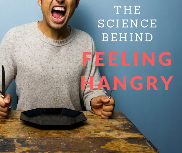 Turns Out Being 'Hangry' Is Actually A Scientific