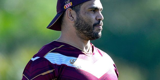 Inglis told his former Origin teammate Justin Hodges he 'feels