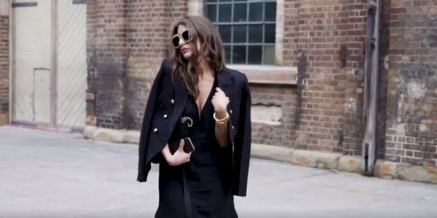 Facebook Video Takes The Piss Out Of Bloggers At Fashion