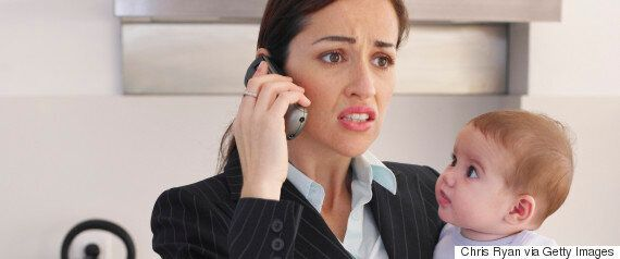 Half Of Australian Mums Face Discrimination In The Workplace, Research