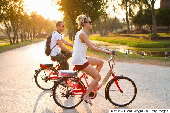 How To Exercise As A Couple, Even At Different Fitness
