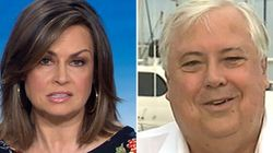 Lisa Wilkinson Challenges Clive Palmer To Personally Pay Sacked