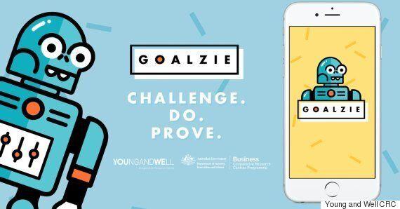 New App Goalzie Breaks Down The Stigma Of Seeking Help For