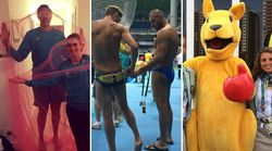Aussies Win Comedy Gold For Pre-Olympics