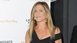Jennifer Aniston's Wedding Ring Revealed On Red