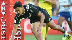 New Zealand Clinch Rugby Sevens With Try After