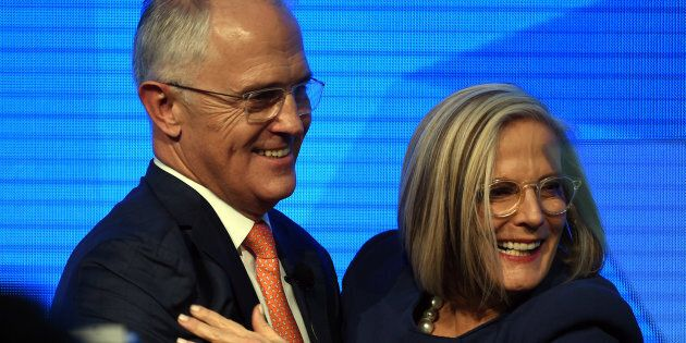 Malcolm Turnbull On CrossFit: 'Is This Like A Netflix And Chill