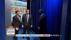 The Latest GOP Debate Kicked Off In The Most Awkward
