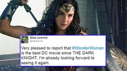 Thank The Gods, The First 'Wonder Woman' Reactions Are Super