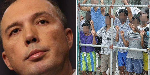 Peter Dutton Is Fudging Numbers About Refugees On