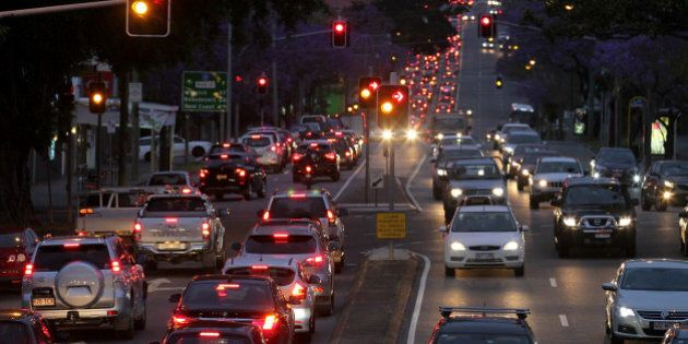 Infrastructure Australia Report Suggests Taxing Peak Hour Drivers And Building More