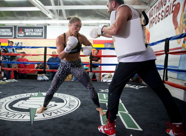 In The Arena: Ronda Rousey And How To Embrace