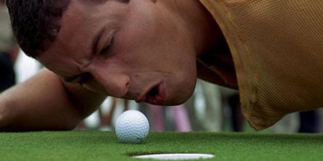 Happy Gilmore Turns 20 This Week, And Now We Know Why The Winner's Jacket Was