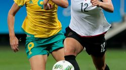 Matildas Denied Stunning Upset Win Over Germany In