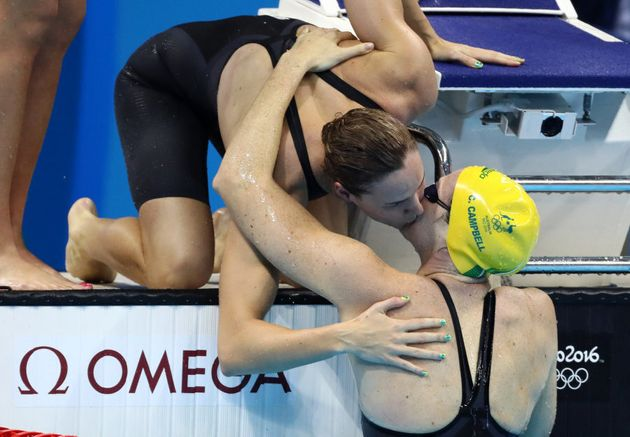 Australia Smashes World Record in Rio Olympics 4x100m Freestyle