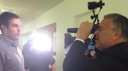 Joe Hockey Stole A Journalist's Camera This